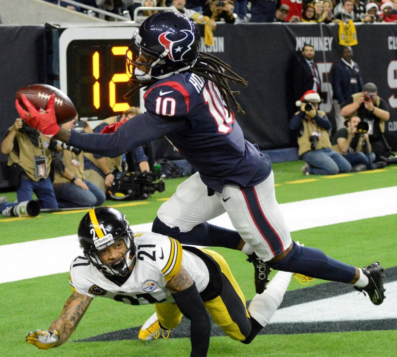 Pittsburgh Steelers down Houston Texans 34-6